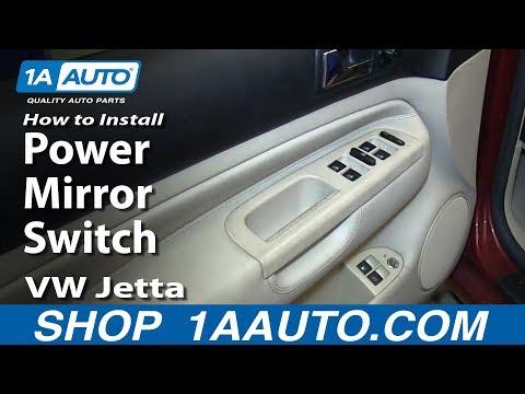 How to Replace Trunk Lid Switch 99-06 Volkswagen Jetta | Doovi