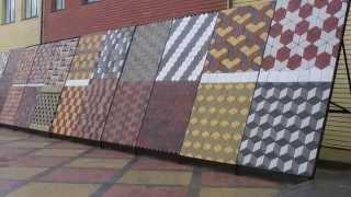 Смотреть видео Какие виды тротуарной плитки бывают
