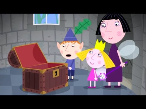 Ben and Holly's Little Kingdom   Where's All the Gold Coins? (60 MINS)   Kids Cartoon Shows