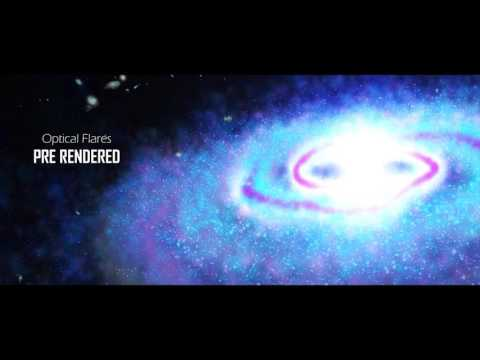 The universe title sequence