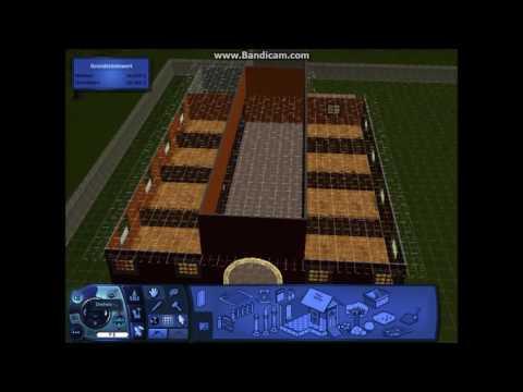 Sims 3 Pferdestall bauen