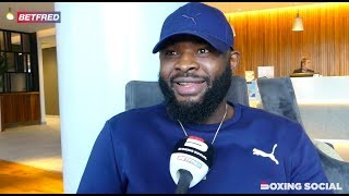 """I WILL TAKE ANY FIGHT!"" MARTIN BAKOLE ON KEVIN JOHNSON BOUT, HUNTER LOSS, CHISORA & RUIZ-JOSHUA 2"