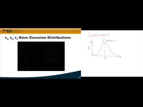 07.04 The Maxwell-Boltzmann Distribution