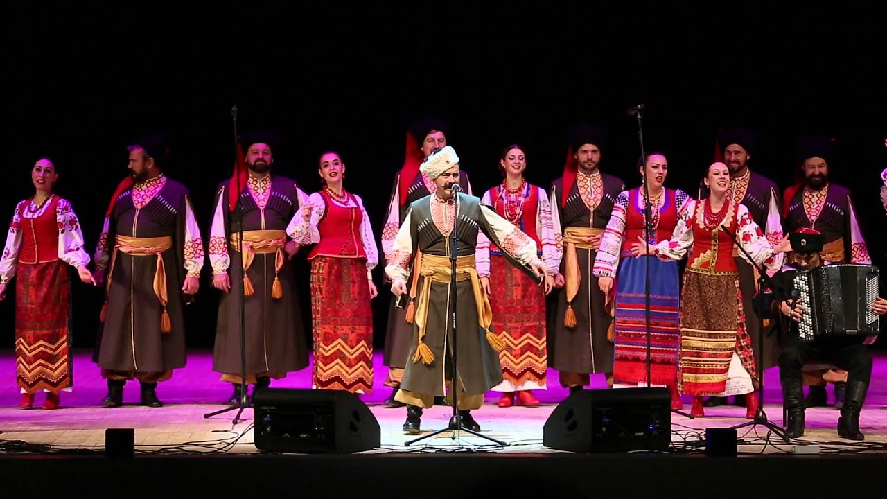 ПЕНЗАКОНЦЕРТ - Кубанский казачий хор в