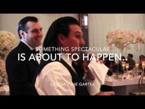 Spectacular Wedding at the Metropol. Glendale Ca. DjMike Events 562-805-1012