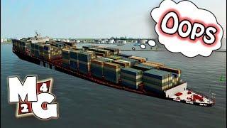 BIG SHIP NAVIGATION! | Pilot Campaign #1 | Ship Simulator Extremes