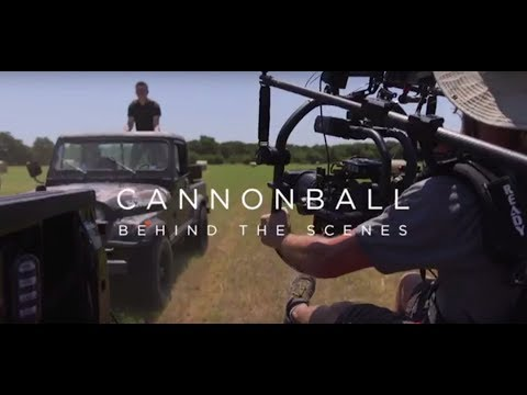 Cash Campbell - Cannonball (Behind The Scenes)