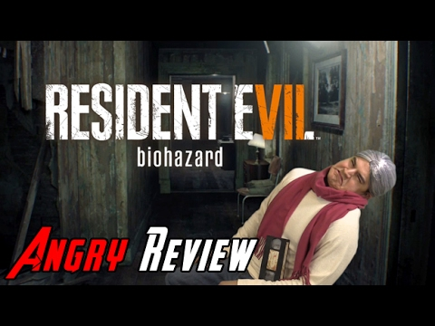 Resident Evil 7 Angry Review