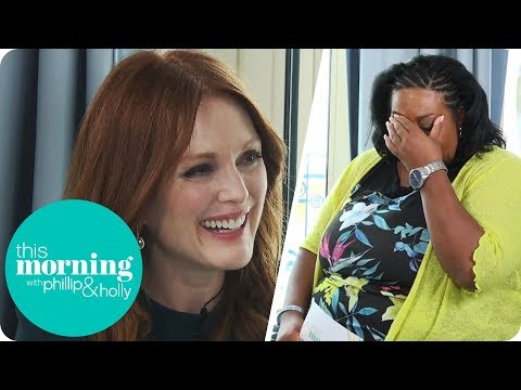 Julianne Moore Critiques Alison Hammond's Acting Abilities | This Morning