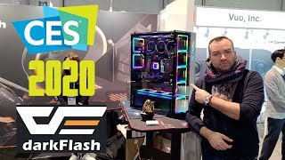[Cowcot TV] CES 2020 : Visite du stand Dark Flash