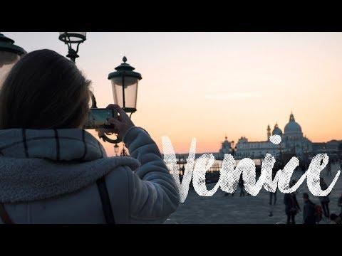 VENICE - Cinematic travel video (Sony a6500 + Zhiyun Crane Plus)