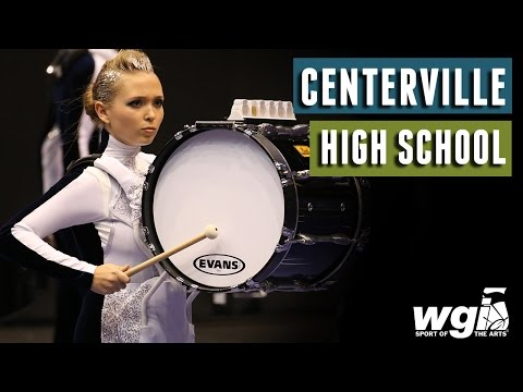 WGI 2017: Centerville High School - IN THE LOT