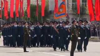 ГУ МЧС РФ по Смоленской области впервые на параде Победы в Смоленске