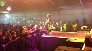 Popcaan - Naughty Girl (Live with the Dub Akom Band) | Afro Latino Festival 2013