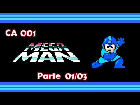 Megaman 1 - Parte 01/03 | NES | CA 001