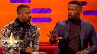 Jamie Foxx's Emotional Speech On His Father's Incarceration | The Graham Norton Show