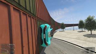 GTA 5 ONLINE - SIN TUNEAR - CARRERA GTA 5 ONLINE