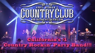 Arnie Newman's Country Club Band / Orange County California Country Music