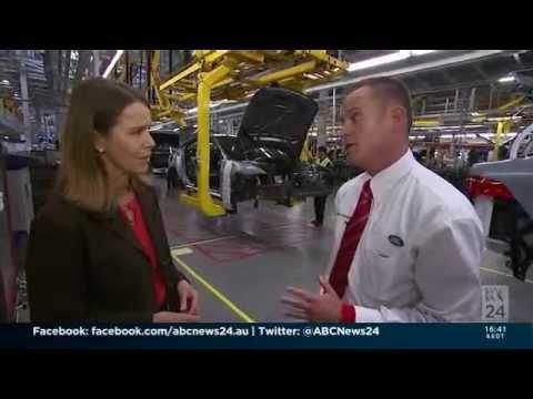 Jaguar Land Rover Story - ABC NEWS  281015