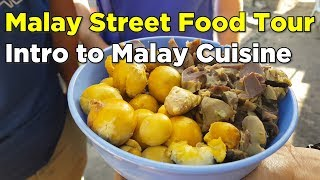 Malay Street Food Tour in KL Part 1 - Intro to Malay Cuisine