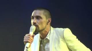 Дима Билан - Часы - Таллин 09.04.2017