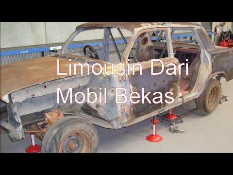 Sulap Modifikasi Mobil JELEK Jadi Mobil Limousin Mewah