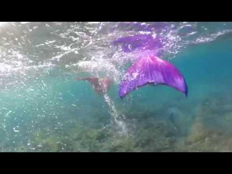 Planet Mermaids in the Ocean