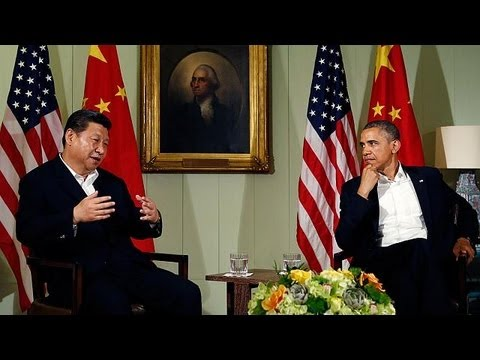 Internet spying tops the agenda at Sino/American talks