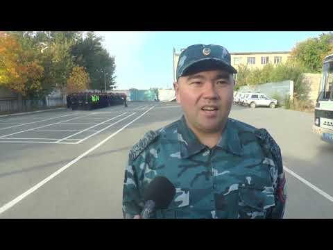 Экибастуз  Новости   Четвероногий полицейский Экибастуза, получил награду из рук исполняющего обязан