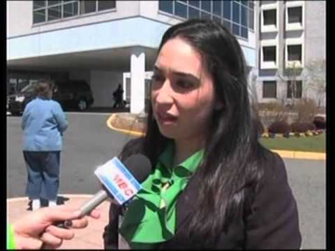 Donor Flag Raising Ceremony At Palisades Medical Center