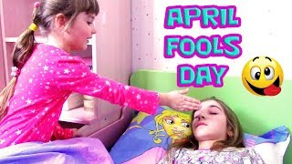 Funny April Fools Day Prank for Family! Easy last-minute Joke for Sibling