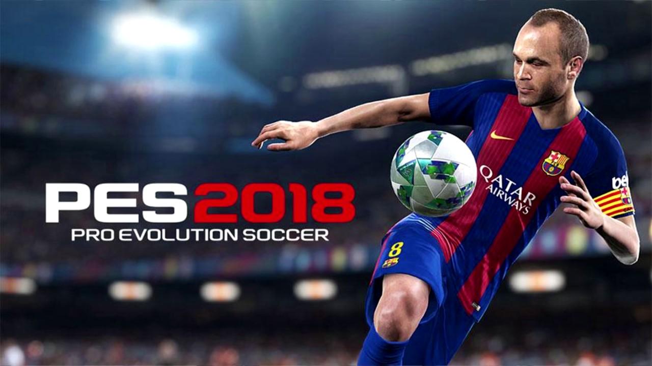 Pro Evolution Soccer 2018 / PES 2018 Crack (2016)