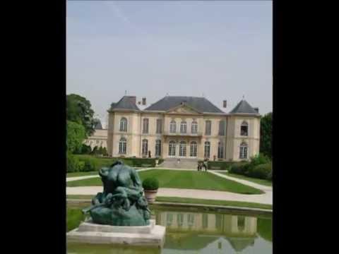 Musée Rodin 79 rue Grenelle Paris - Le Penseur Sculpture