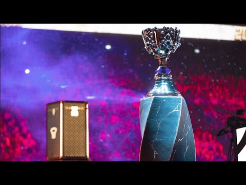League Of Legends Worlds 2019 | Cinematic Trailer