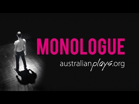 AustralianPlays.org Monologues: Behind the Scenes