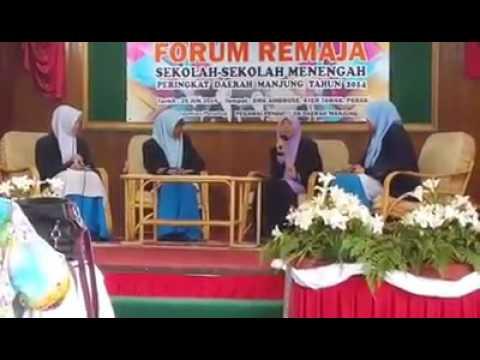Johan forum daerah manjung 2014