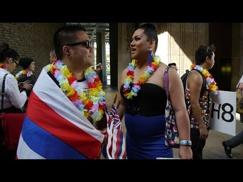 Hawaii marriage equality bill passes state legislature; 11-12-13
