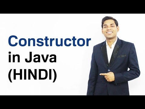 Constructors in Java (HINDI/URDU)