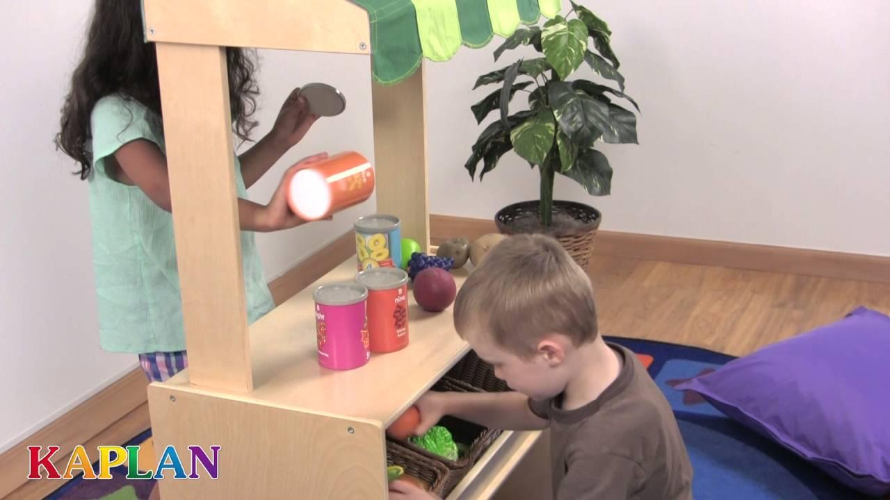 Carolina Market Kaplan Early Learning Company Youtube
