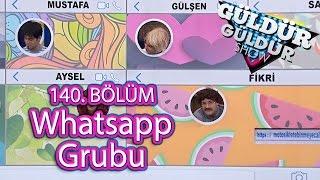 Güldür Güldür Show 140. Bölüm, Whatsapp Grubu