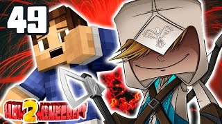 Minecraft: How 2 Minecraft! (Season Two) 'ASSASSINATING MRWOOFLESS!' Episode 49 (Minecraft 1.8 SMP)