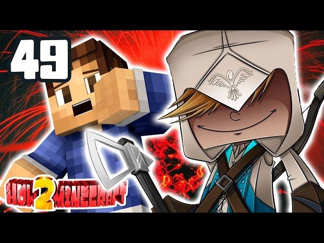 Minecraft: How 2 Minecraft! (Season Two) ASSASSINATING MRWOOFLESS! Episode 49 (Minecraft 1.8 SMP)