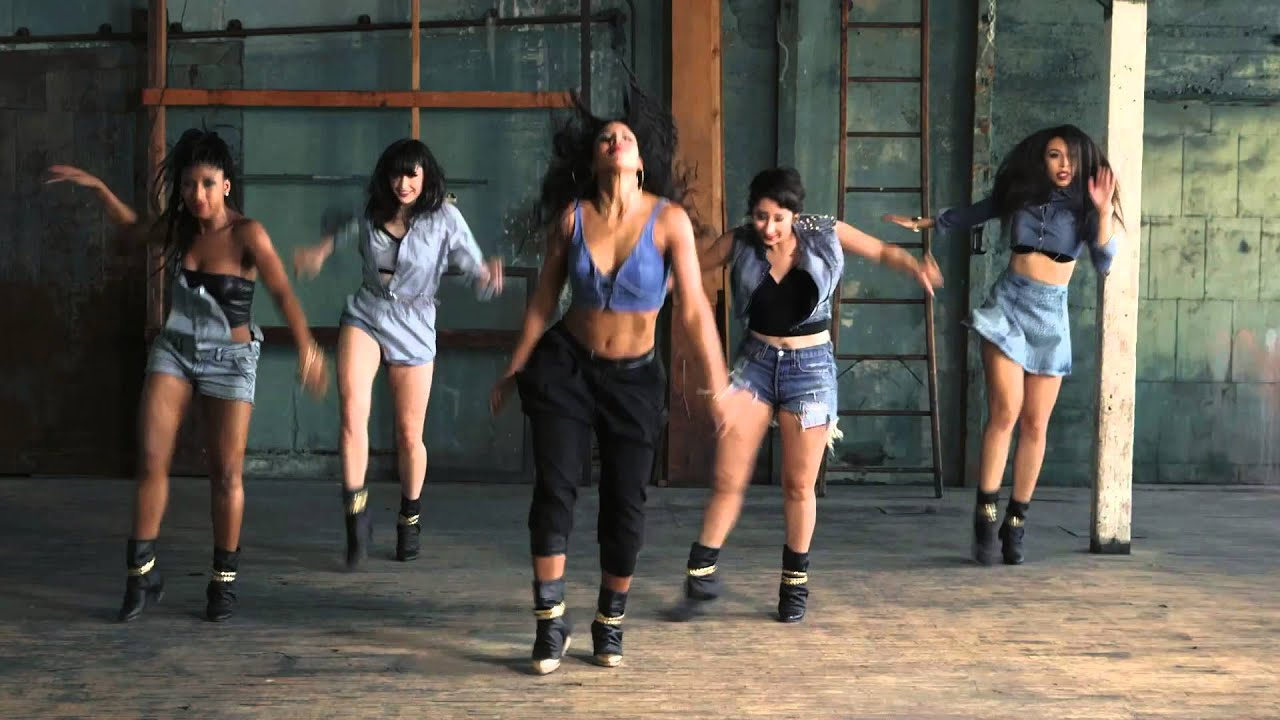 Thank you, Beyonce - Chloe Arnold's Syncopated Ladies + TAP + #SYTYCDladies