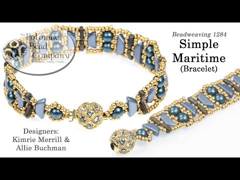 Simple Maritime Bracelet (Tutorial)