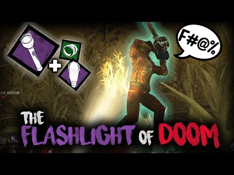 The FLASHLIGHT of DOOM! Dead by Daylight with HybridPanda