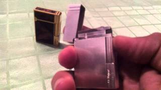 S. T. Dupont Ligne Gatsby 18137 Ping Sound 2.mp4