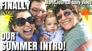OUR NEW FAMILY CHANNEL INTRO! | MOMMY VLOGGER | MARISJOURNAL DAILY VLOGS