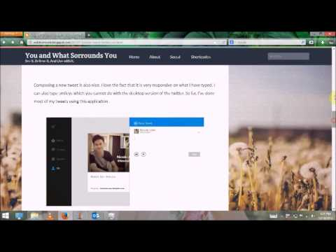How to use Microsoft Outlokk 2013 as RSS Feed Reader
