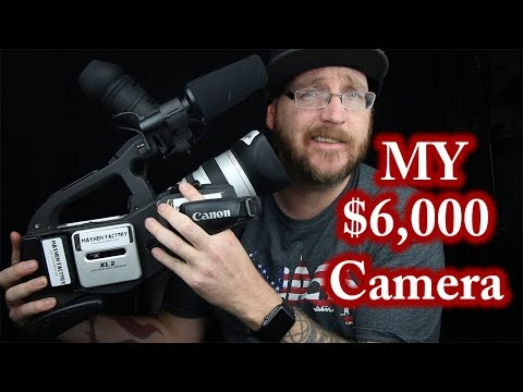This Used To Be A $6000 Video Camera