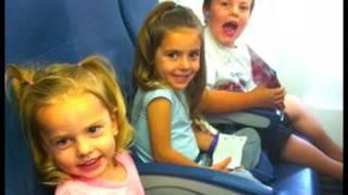 Kids On A Plane!